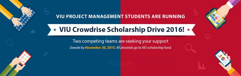 Crowdrise-Scholars