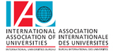 International Association of Universities logo
