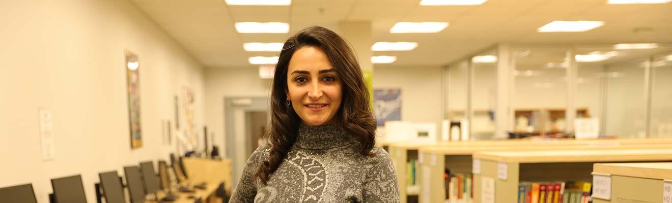 Sahar Shroujan
